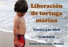 Este viernes: ¡Liberación de tortugas marinas!