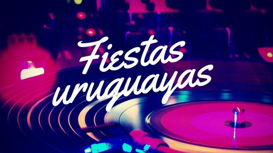 Calendario de fiestas uruguayas!