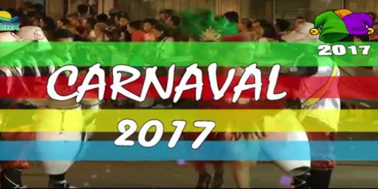 Este es el Calendario Carnaval 2017 en Rocha!