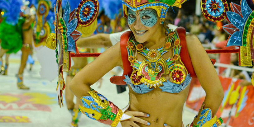 Carnaval en el Chuy!