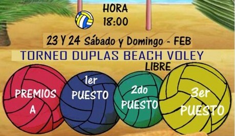 Beach Volley en La Coronilla!