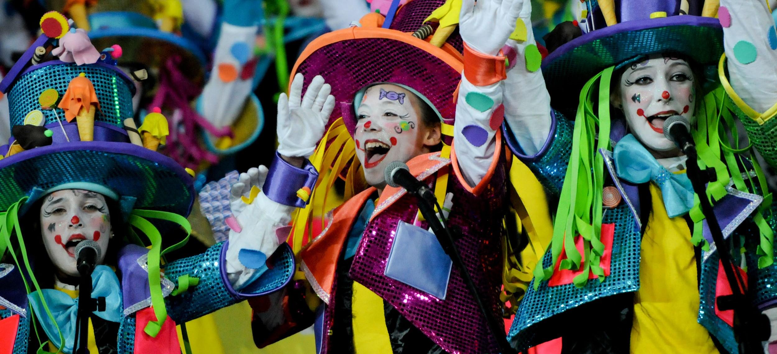 Programación del Carnaval de Castillos 2019!