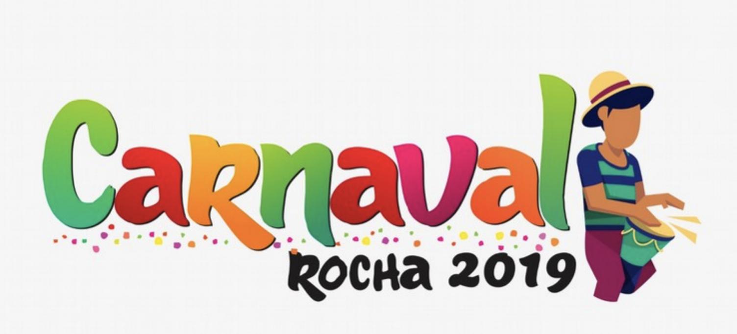 6/3: Carnaval en la ciudad de Rocha!